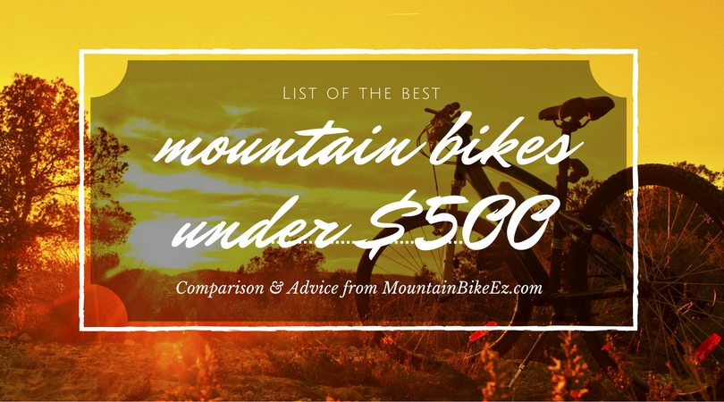 best-mountain-bikes-under-500-dollars-images