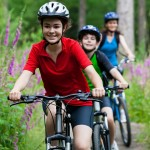 Are You Afraid That Your Child Might Get Hurt During Cycling?