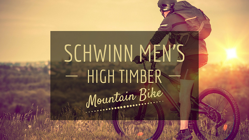 schwinn-mens-high-timber-mountain-bike-reviews
