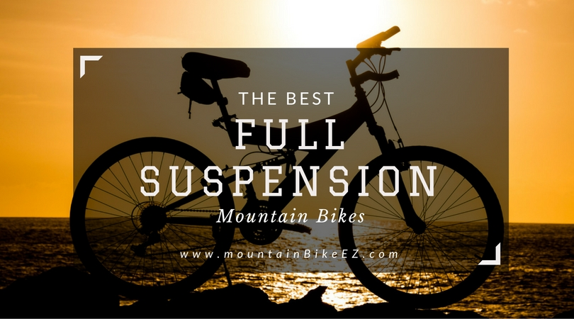best-full-suspension-mountain-bike-image