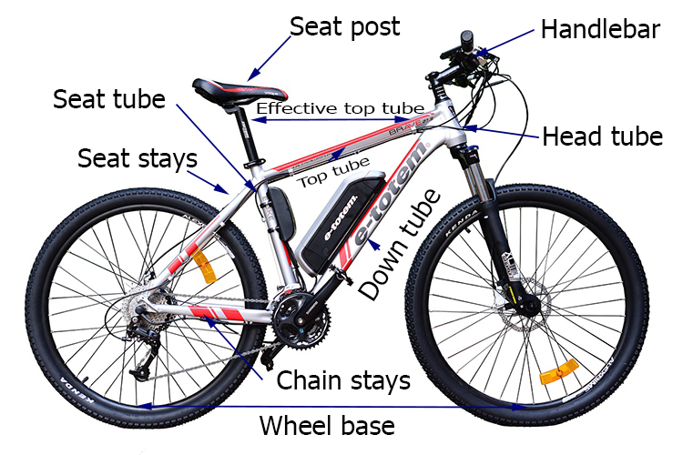 Question Time: What size mountain bike do I need?