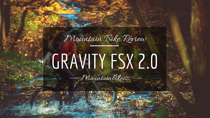 Gravity Fsx 2 0 Mountain Bike Review 2018 Edition
