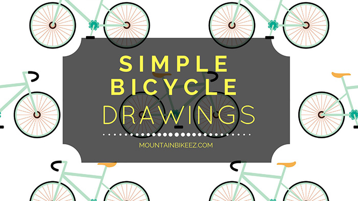 How to Improve Your Simple Bicycle Drawings in 6 Steps