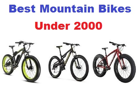 Top 20 Best Mountain Bikes Under 2000 in 2018 - Ultimate Guide
