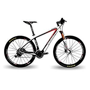 BEIOU Carbon Fiber 27.5 and 29er Mountain Hardtail Bicycle
