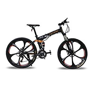 Cyrusher FR100 Folding Mountain Bike Full Suspension