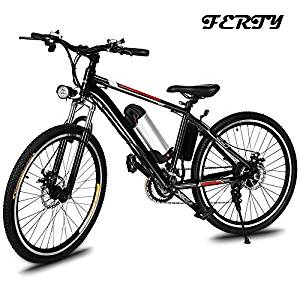 Ferty 2018 New Electric Mountain Bicycle