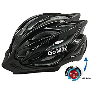 GoMax Aero Adult Safety Helmet Adjustable Road Cycling Mountain Bike