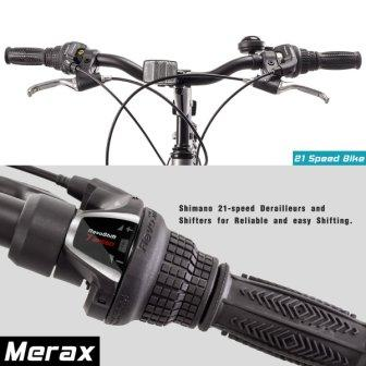 Merax Falcon Mountain Bike Review