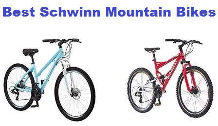 Top 10 Best Schwinn Mountain Bikes in 2020