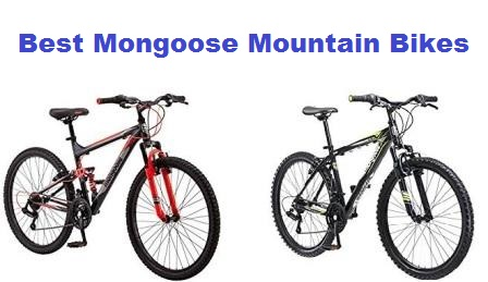 top 15 best mongoose mountain bikes in 2018 ultimate guide. Black Bedroom Furniture Sets. Home Design Ideas