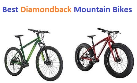 Top 20 Best Diamondback Mountain Bikes in 2018