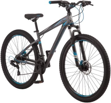 """Mongoose 29"""" Front and Rear Disc Brake 21 Speed Mens Torment HD Mountain Bike"""